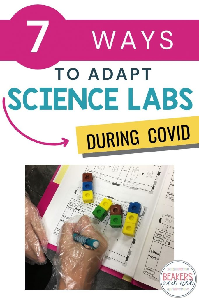science labs covid