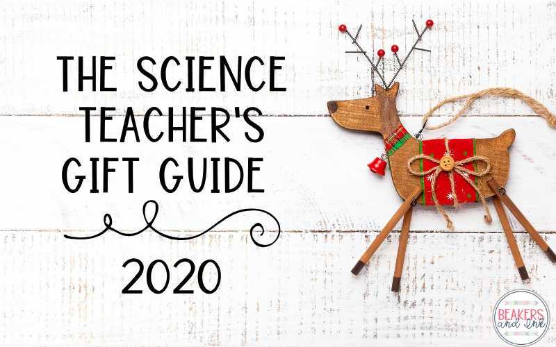 Holiday Gift Guide for Science Lovers