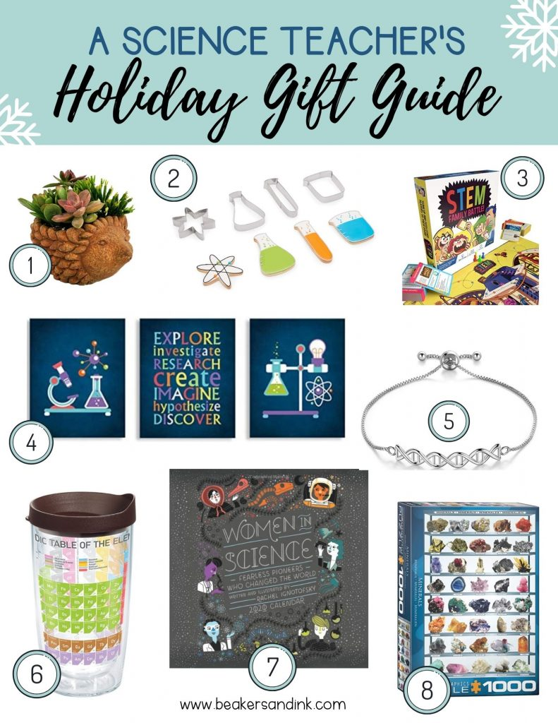 science lover gift guide