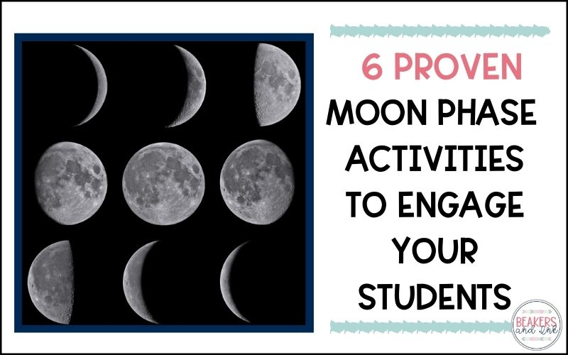 6 Proven Moon Phase Activities to Engage your Students