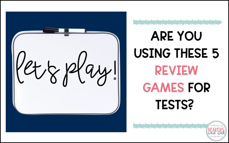 Are You Using These 5 Review Games for Tests?