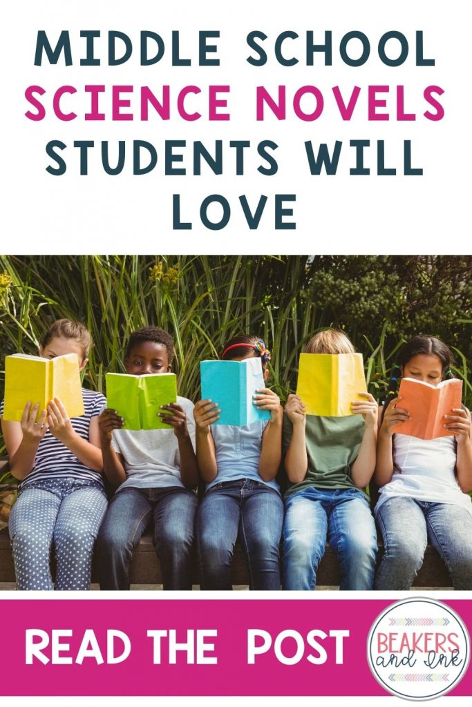middle-school-novels-science