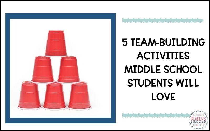 middle-school-team-building-activities